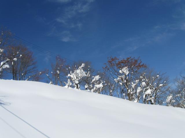 石打丸山スキー場ゲレンデサイドのペンションで女子会プラン